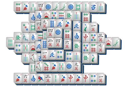 mahjong di