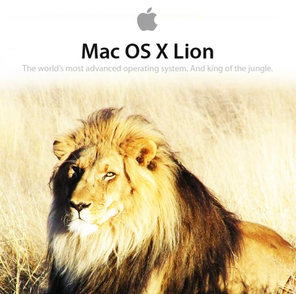Lion compatible