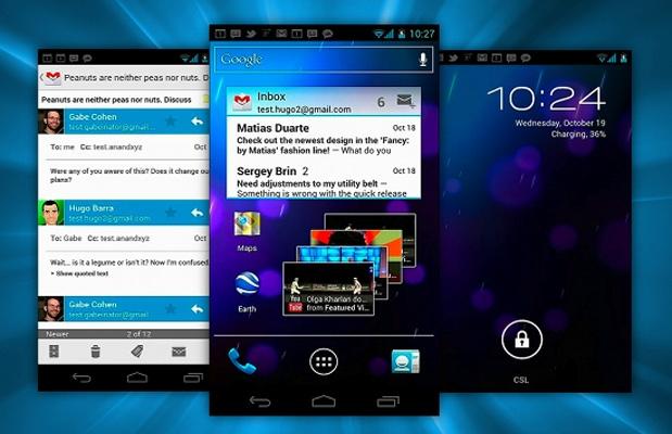 Скачать Приложения Android 4.0