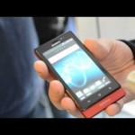 Sony Xperia Sole, arriva il primo video hands-on