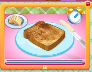 Cooking Mama Gameplay