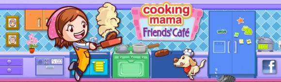 Cooking Mama Friends' Café