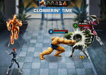 Marvel Avengers' Alliance