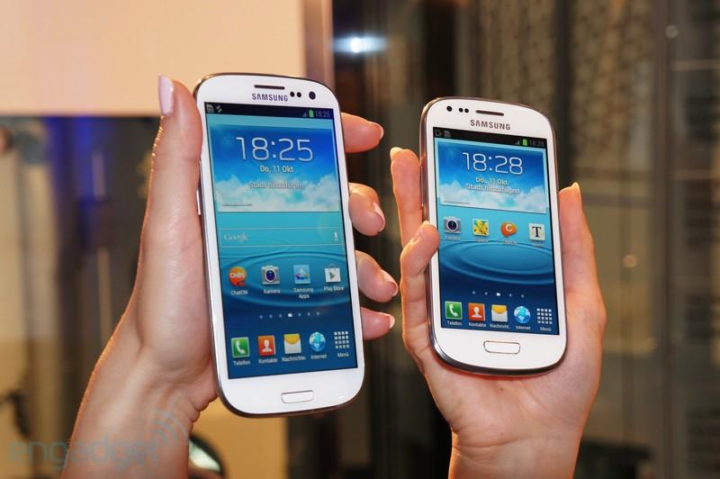 Samsung Tv Arriva La Visione Del Futuro : Samsung galaxy s mini si mostra un una video preview