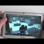 Archos GamePad, video recensione italiana