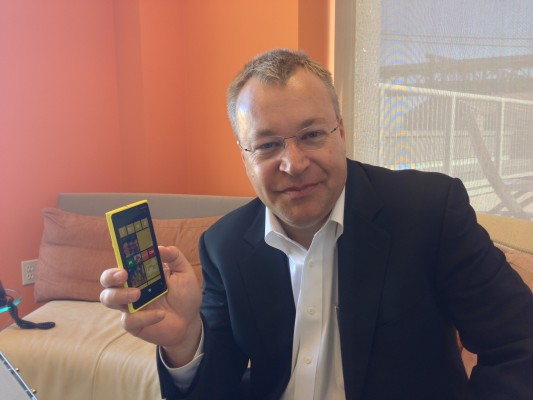 Elop-with-Lumia-920