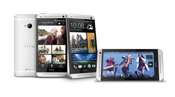 HTC One_White