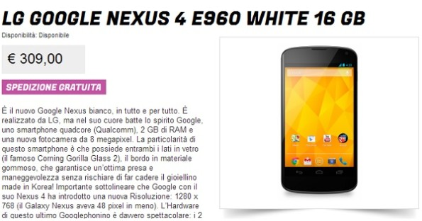 Google-Nexus-4-bianco-a-309-euro