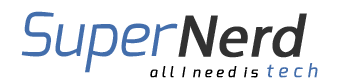 logo SUperNerd