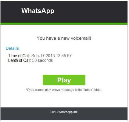 WhatsApp-scam