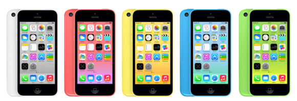 Sfondi iphone 5c originali
