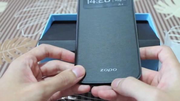 Zopo ZP990 Captain S, unboxing video by SuperNerd.it