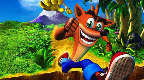 Crash-Bandicoot
