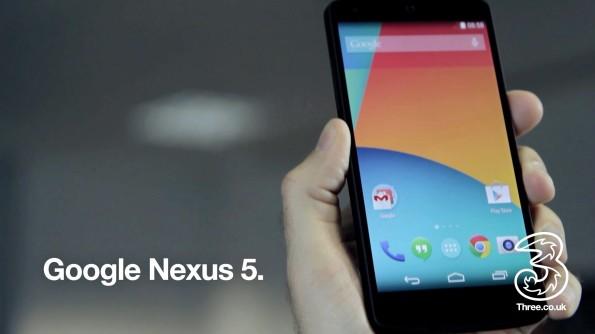 Nexus 5 e Android 4.4 KitKat, vediamoli in una serie di video hands-on