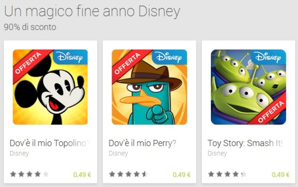 Disney-Sales