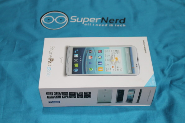 mediacom phonepad s650