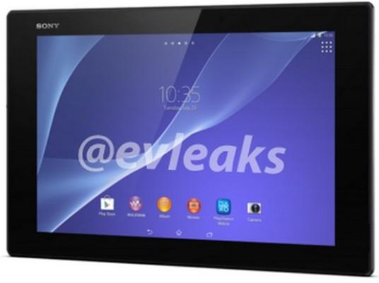 Sony-Xperia-Tablet-Z2-evleaks