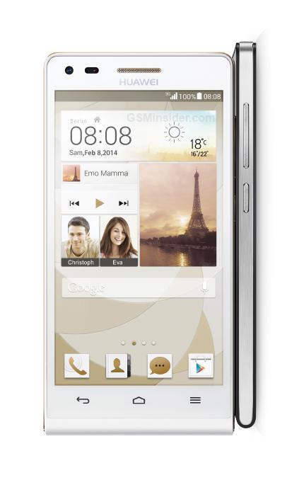 Huawei-Ascend-P7-mini-render