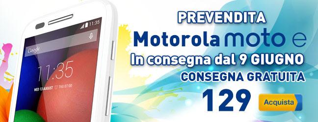 Motorola Moto E - euronics