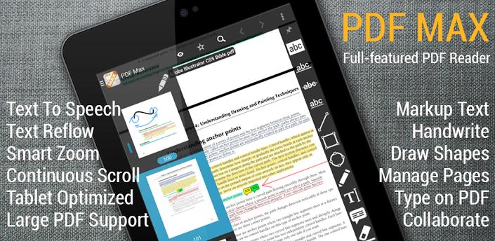 PDF-Max-The-1-PDF-Reader-1.0.2