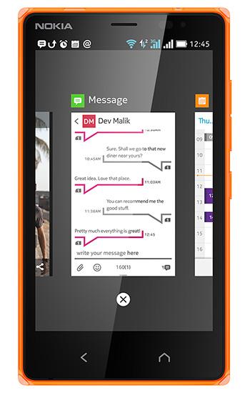 NokiaX2_multitasking