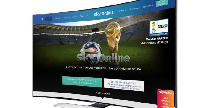 Samsung ti porta ai mondiali in brasile direttamente dal for Premium play su smart tv calcio live