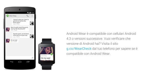 androidwear check