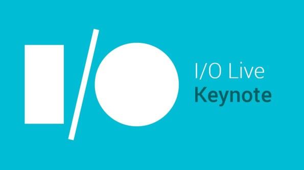 Google I/O Live streaming dalle 17.30