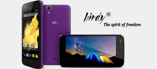 wiko birdy