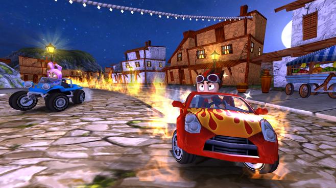 Beach-Buggy-Racing