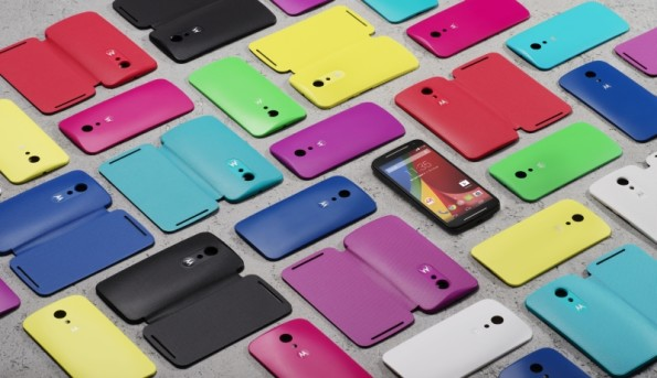 Motorola Shells for Moto G