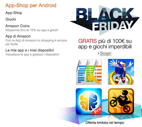 amazon app black friday
