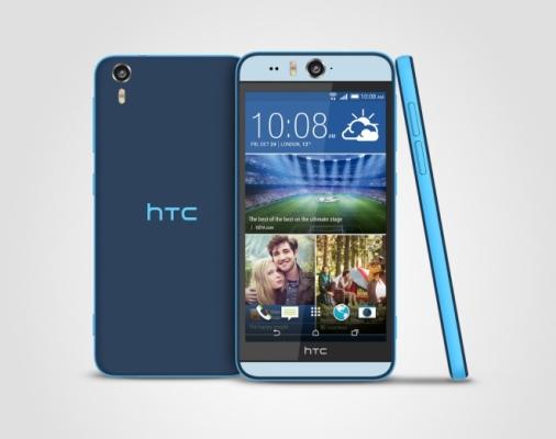 htc desire eye blu