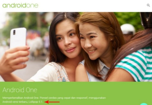 Android One google