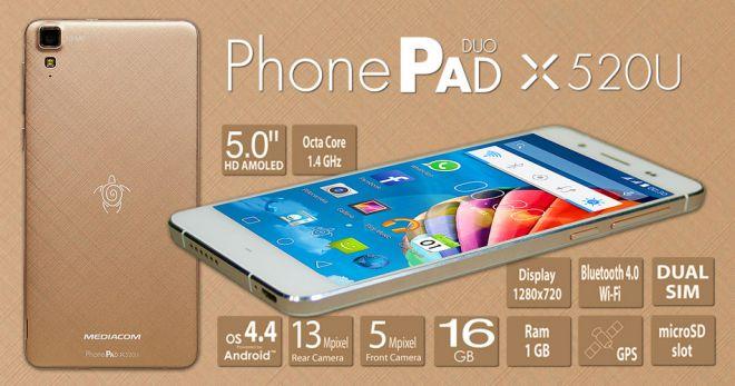 phonepadx520u