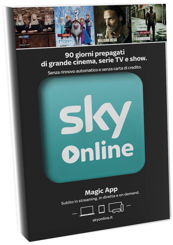 Sky Online Magic App In Offerta A 29 Euro Anzich 39