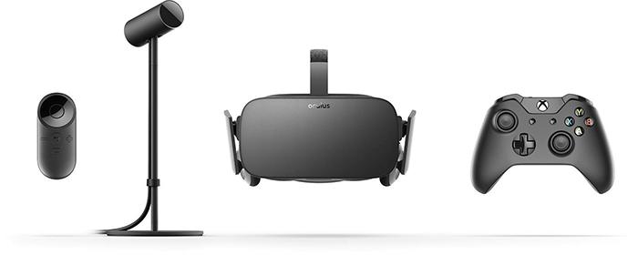 Oculus Rift dà inizio al 2016 della realtà virtuale - SuperNerd.it ...